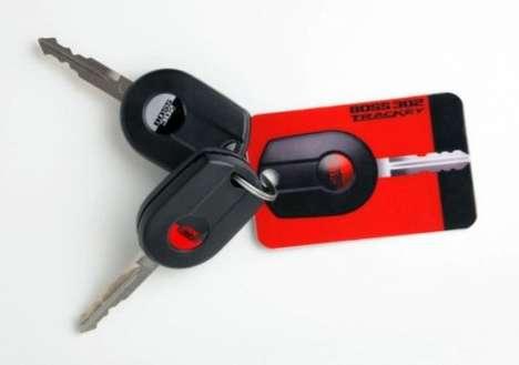 Auto-Enhancing Keys