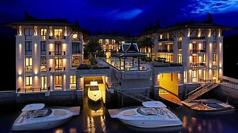 Luxury Waterfront Condos