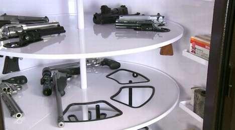 Heavy-Duty Artillery Storage