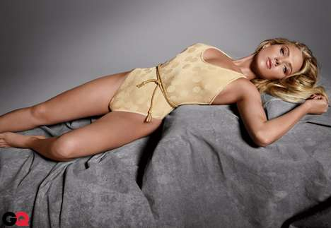 Sensual Bed-Bound Celebs