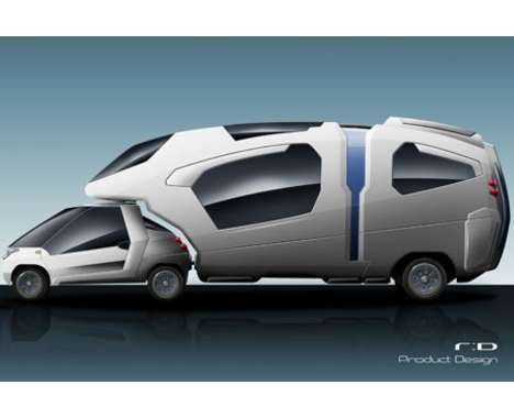 37 Innovative Campers & Caravans