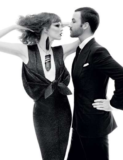 Welcome Back Pictorials - The Tom Ford Vogue 'Mr. Ford Returns' Editorial is Awesome