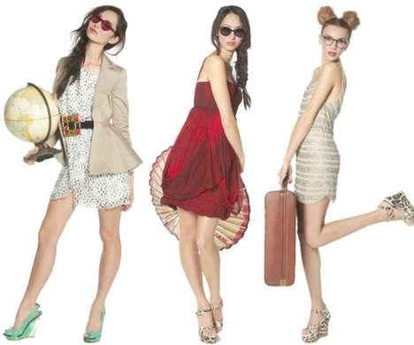 Glam Globetrotting Fashion