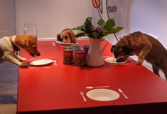 Pop-Up Puppy Eateries