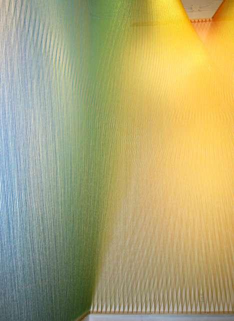 Illusory Rainbow Art