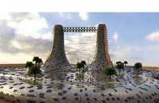 60 Architectural Dubai Landmarks - From Man Made Islands to Cube Architecture