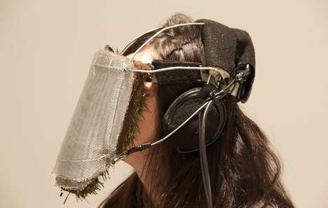 Strange Soil Masks