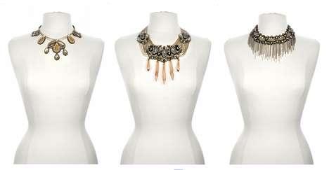 Decadent Jeweled Chokers