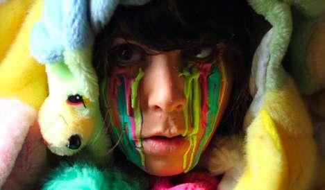 Weeping Technicolor Tears