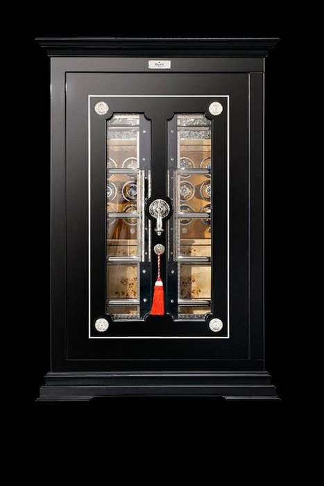 Historical Luxury Safes