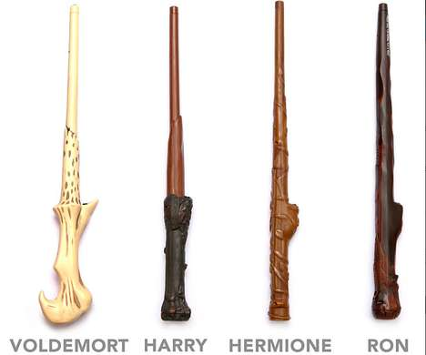 Wizard Dueling Weapons