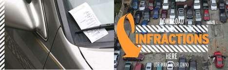 Profane Parking Notices