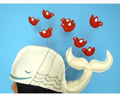 Tangible Twitter Items and Facebook Fanatic Pieces
