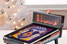 Arcade Appcessories - Pinball Magic for iPads Transforms the Tablet Back to Classic Gaming