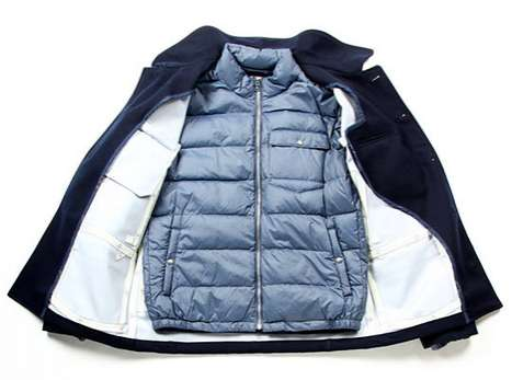 Dual Winter Menswear