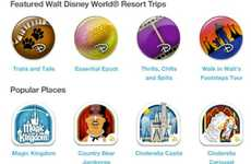 Magic Kingdom Check-Ins - Gowalla & Disney Team Up to Check You into Space Mountain