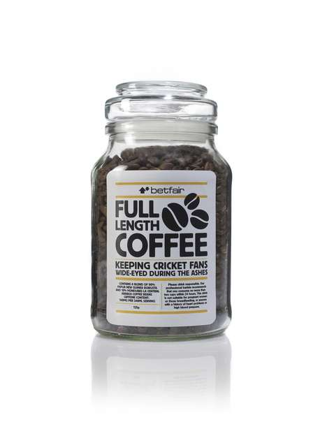 Super-Strength Java Juice - Full Length Coffee is the Equivalent of Three Espressos