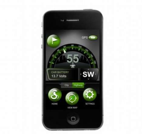 iPhone Speed Trap Apps - The Cobra iRadar Keeps You One Step Ahead of the Cops