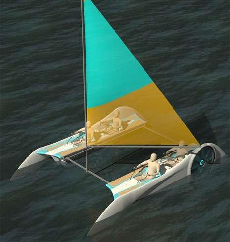 Convertible Catamaran Cars