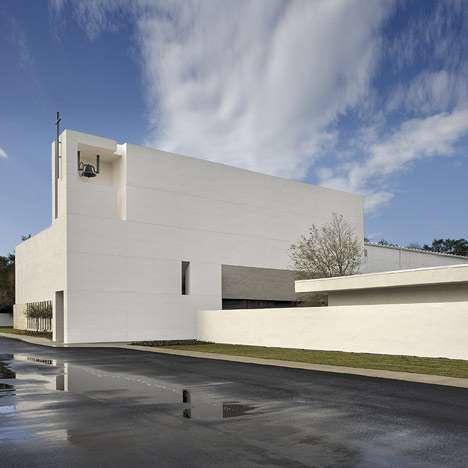 Modern Minimalist Prayer Palaces