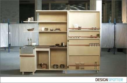 Cupboard-Bound Kitchens