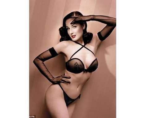 83 Risque Burlesque Features