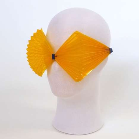 Origami-Inspired Eyewear