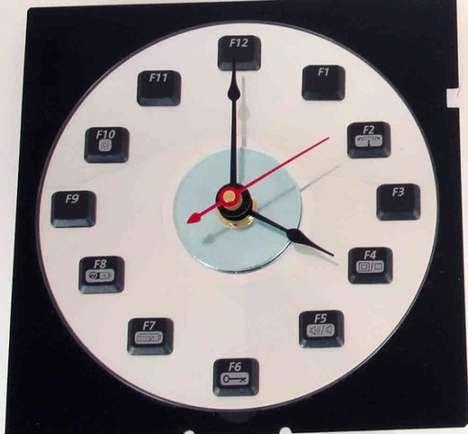 F-Key Clocks