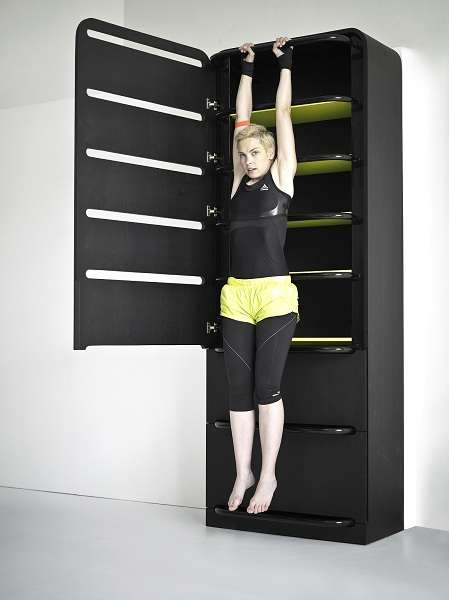 Fitness Furnishings - Tone Up Without Cluttering Your Home With Process's Muscle Building Unit