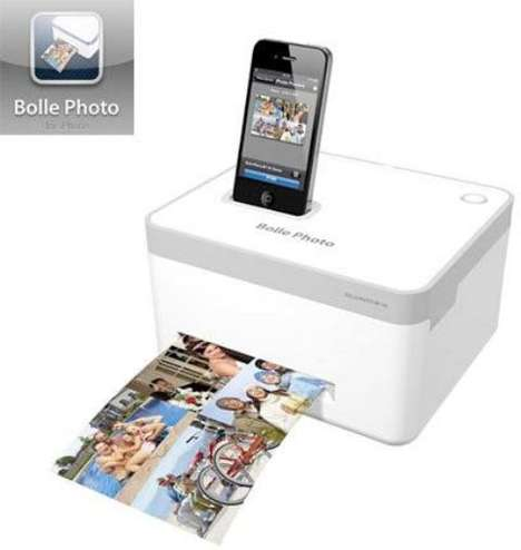 Printing Smartphone Docks