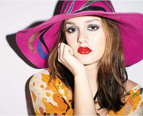 32 Leighton Meester Features