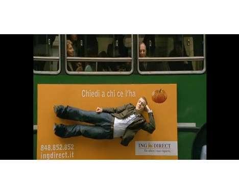 50 Mixed-Media Advertisements