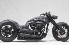 Black Steel Motorcycles