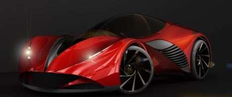 Atom-Powered Autos