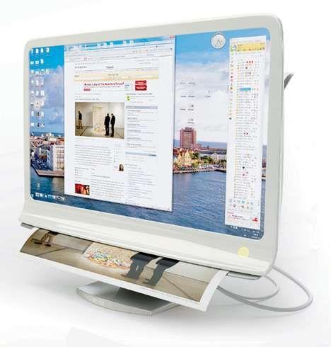 Photo-Printing Monitors