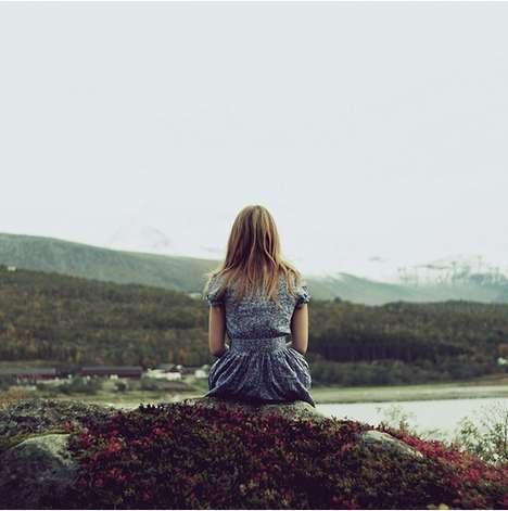 Serene Lakeside Photography