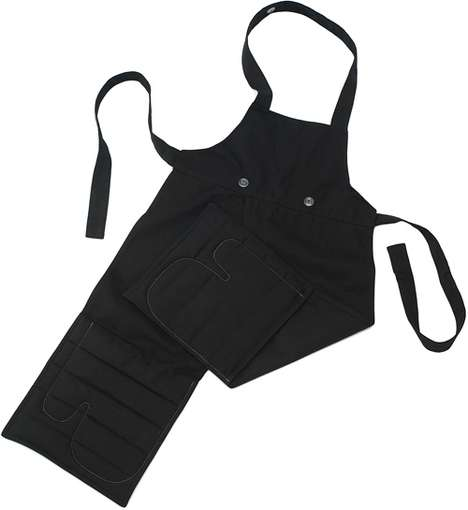Doubly Protective Aprons