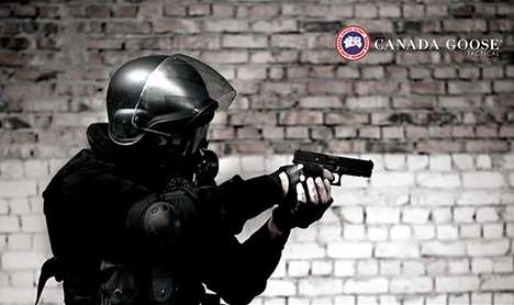 Law Enforcement Menswear