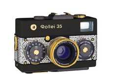 Itty-Bitty Luxury Cameras - Rollei 35 Compact Camera Gleams in All its Vintage Glory