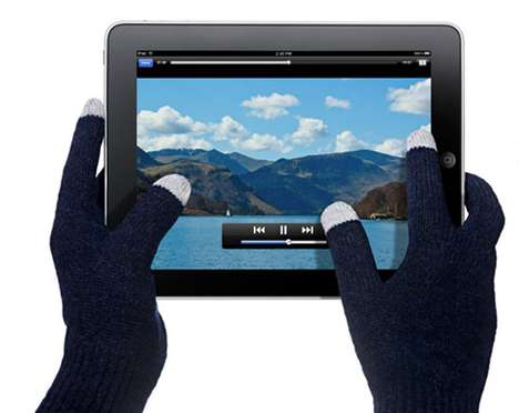 Stay in 'Touch' with Your Apple Products with the FIVEPOINT Gloves