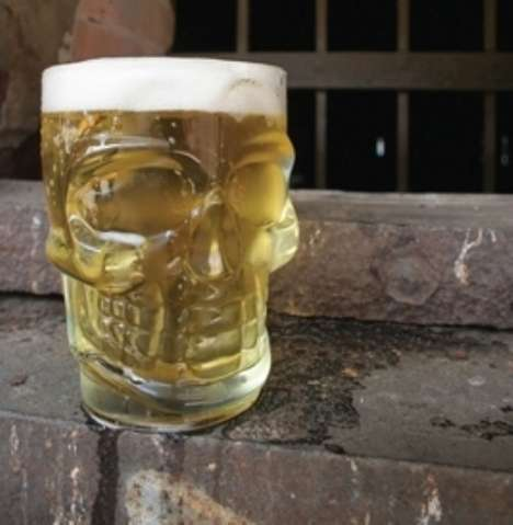 Skeletal Beer Steins