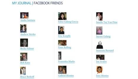 Social Media Archival Sites