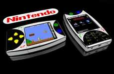 Retro Gamer Phones