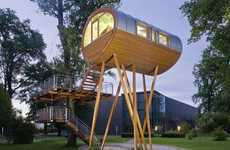 Adult Jungle Treehouses