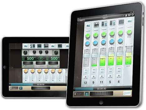 Record Producer iPad Apps