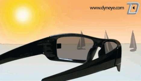 Solar-Censoring Shades