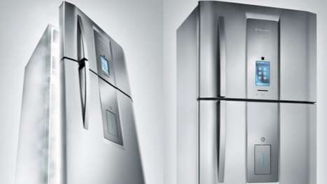 Tech-Savvy Refrigerators