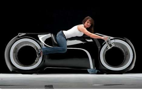 Futuristic Customized Roadsters