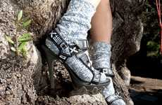 Hiking High Heel Hybrids