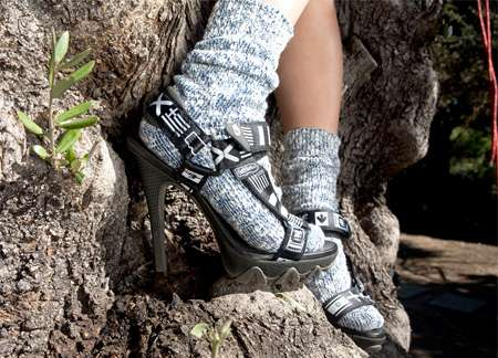 Hiking High Heel Hybrids - Teva Stilettos are Haute Athletic Heels for the Sports-Savvy Diva